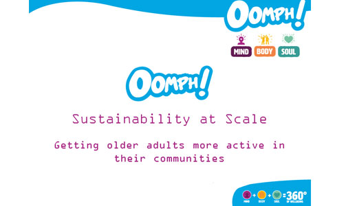 Oomph, Ben Wilkins Sustainability at Scale