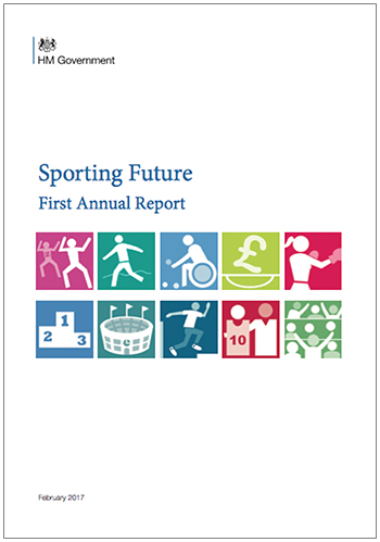 Sporting Future, First Annual Report